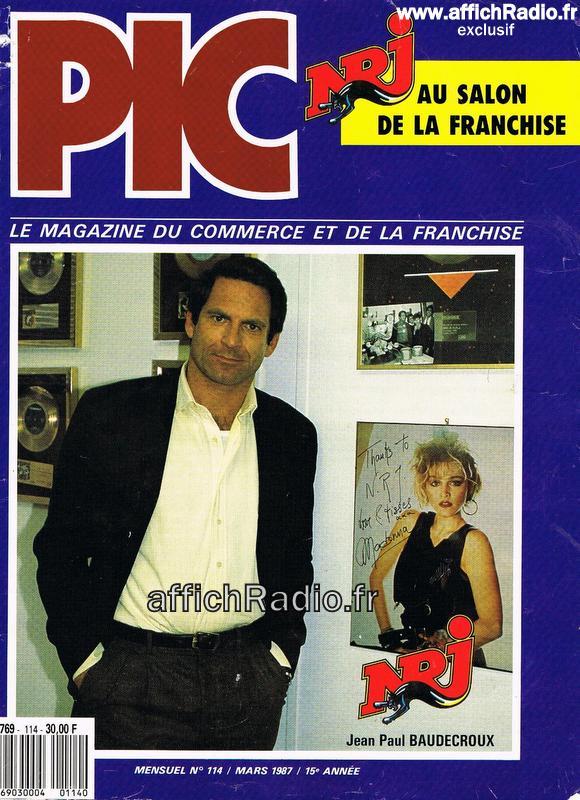 Dossier franchise PIC mars 1987