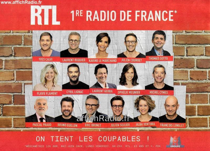 RTL les années 2020