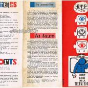 GUIDE TELEVISION 1959