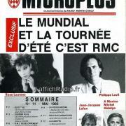 Microplus mai 1986 (page 1)