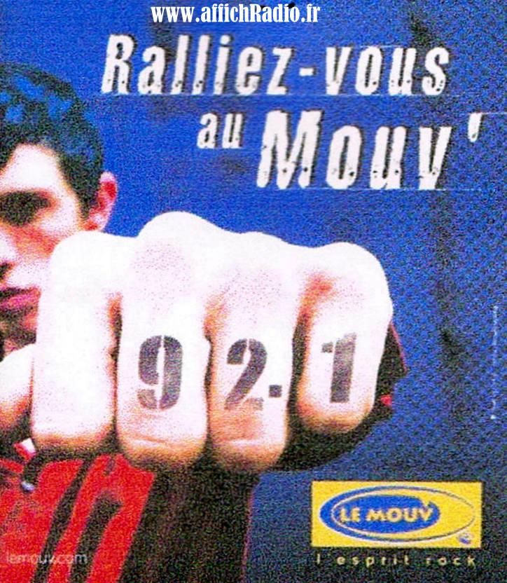 Le Mouv'- Mouv'