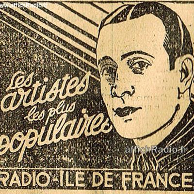 les radios d'avant guerre