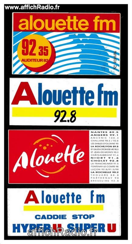 85. Vendée (2) / Alouette FM