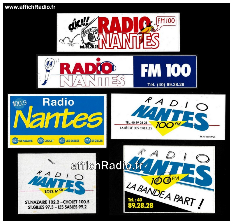 44. Loire Atlantique (5) / Radio Nantes