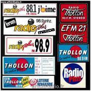 74. Haute Savoie (4) / Thollon la Radio Plus