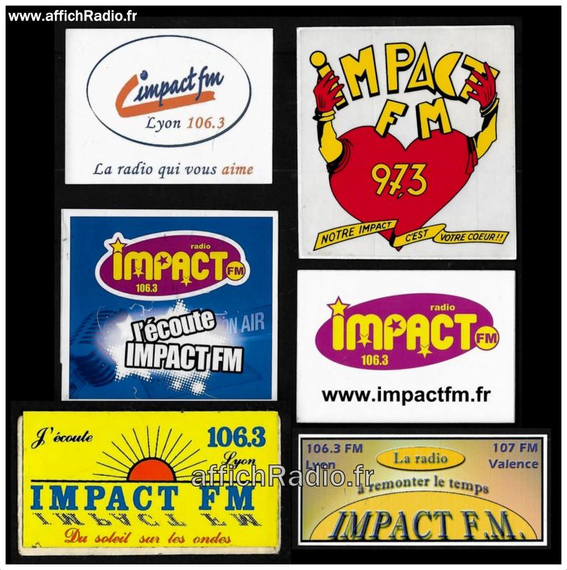 69 / Rhône (8) / Impact FM