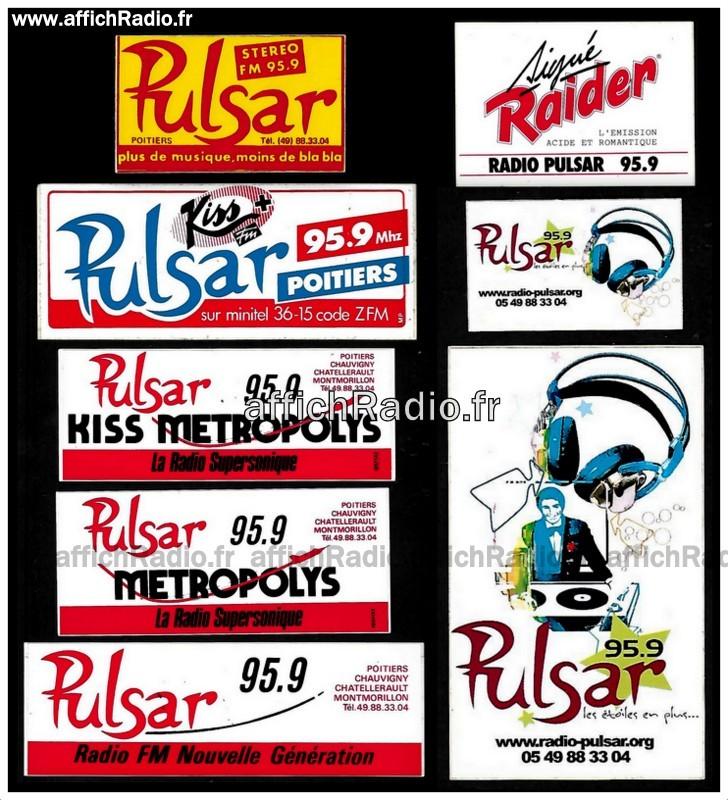 86 . Vienne (5) / Pulsar