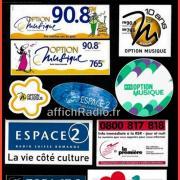Suisse (2) / Espace 2 et Option Music