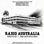 AUSTRALIE / 1984