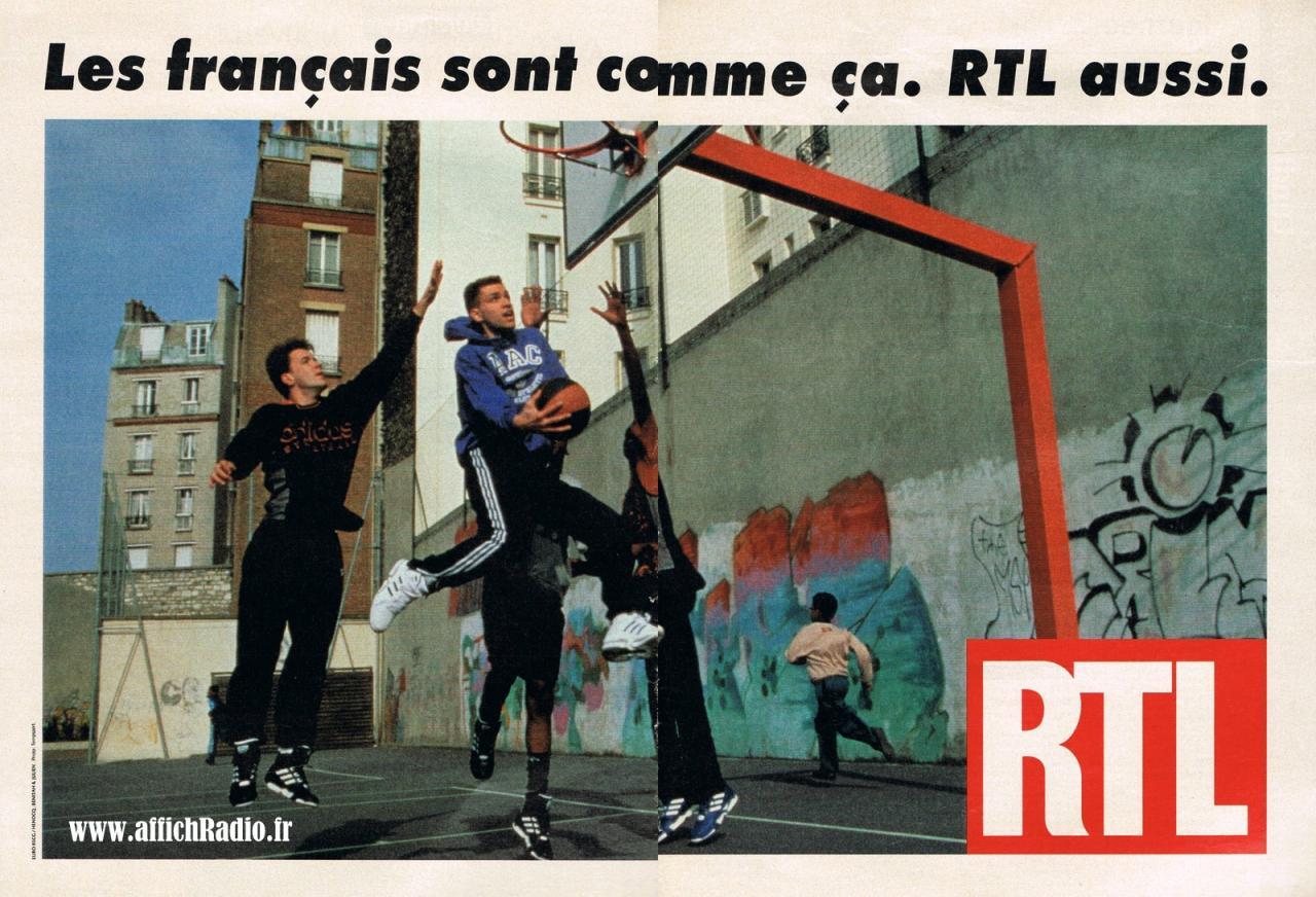 RTL les années 90