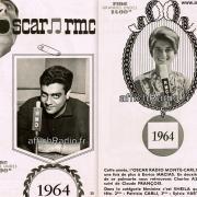 les oscars RMC 1964