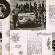 RMC et le rallye de Monté-Carlo