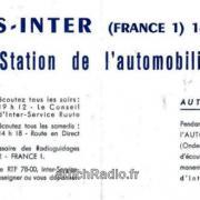 1950 . dépliant publicitaire (pages 2 et 3/4)